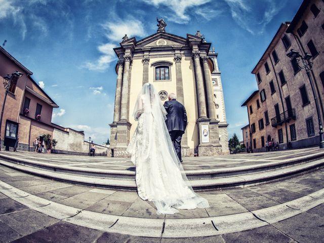 Il matrimonio di Dario e Valentina a Brusaporto, Bergamo 41
