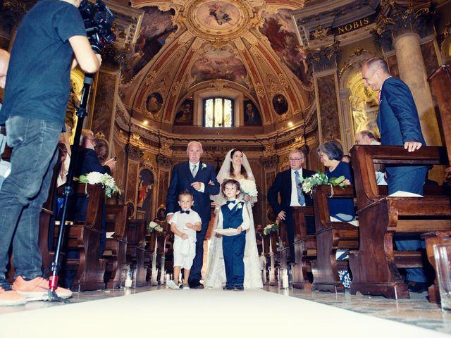 Il matrimonio di Dario e Valentina a Brusaporto, Bergamo 45