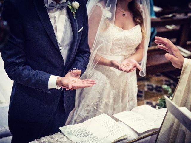 Il matrimonio di Dario e Valentina a Brusaporto, Bergamo 49