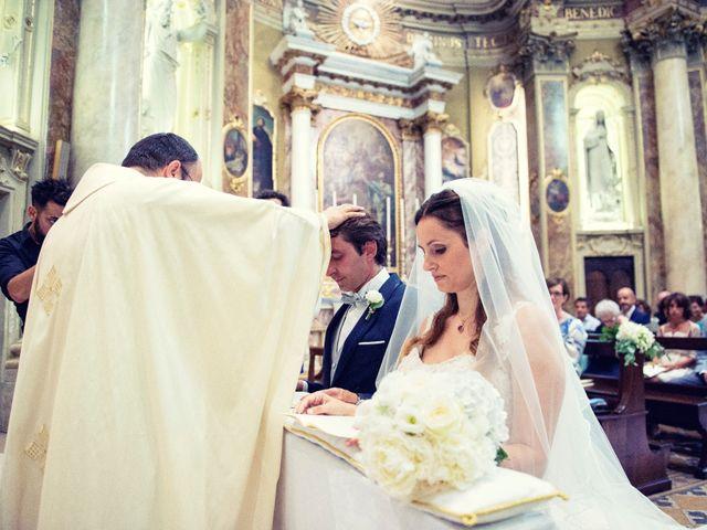 Il matrimonio di Dario e Valentina a Brusaporto, Bergamo 55