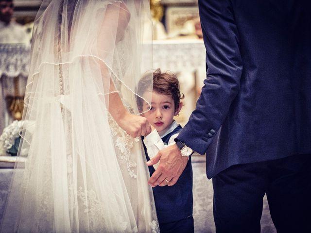 Il matrimonio di Dario e Valentina a Brusaporto, Bergamo 59