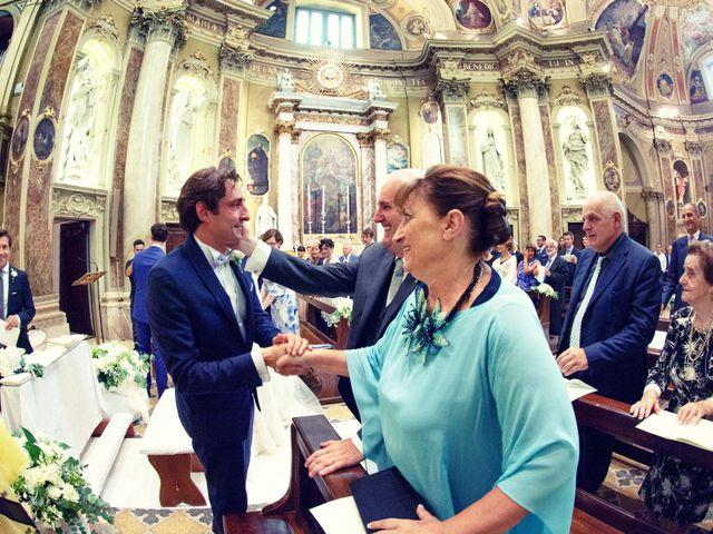 Il matrimonio di Dario e Valentina a Brusaporto, Bergamo 64