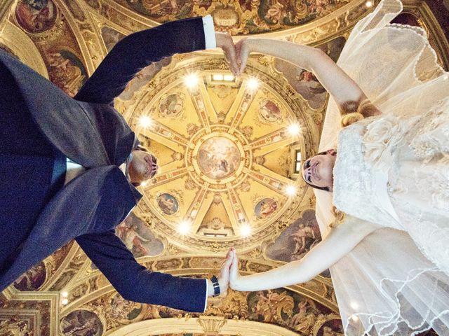 Il matrimonio di Dario e Valentina a Brusaporto, Bergamo 69