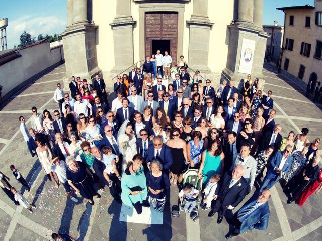 Il matrimonio di Dario e Valentina a Brusaporto, Bergamo 72