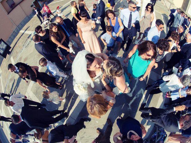 Il matrimonio di Dario e Valentina a Brusaporto, Bergamo 73