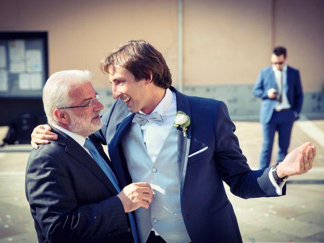 Il matrimonio di Dario e Valentina a Brusaporto, Bergamo 74