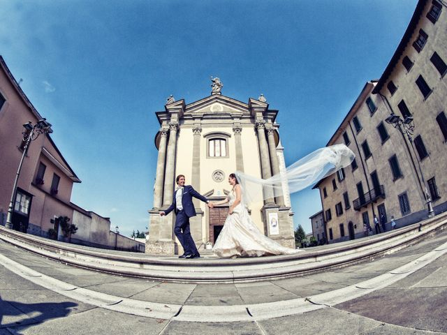 Il matrimonio di Dario e Valentina a Brusaporto, Bergamo 76