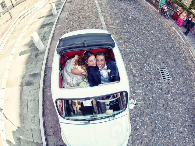 Il matrimonio di Dario e Valentina a Brusaporto, Bergamo 77