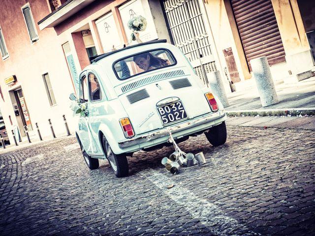 Il matrimonio di Dario e Valentina a Brusaporto, Bergamo 78