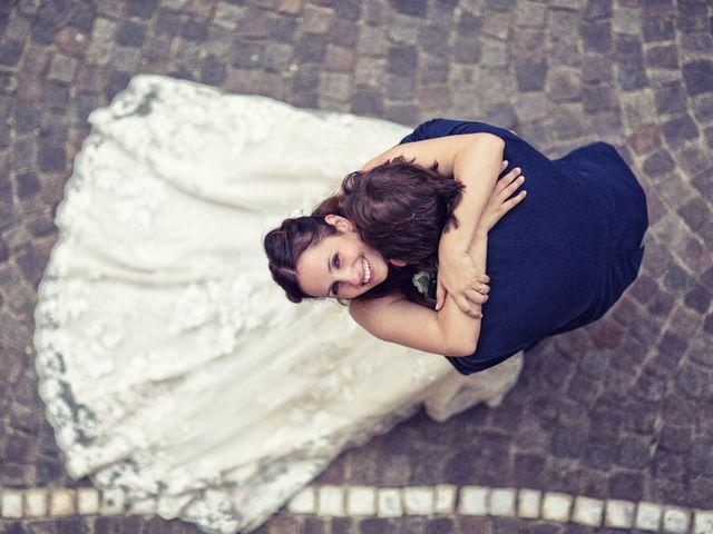 Il matrimonio di Dario e Valentina a Brusaporto, Bergamo 86