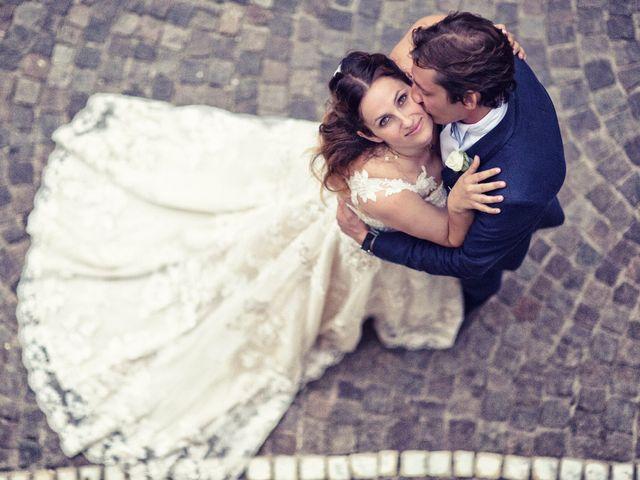Il matrimonio di Dario e Valentina a Brusaporto, Bergamo 87