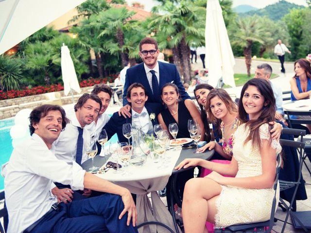 Il matrimonio di Dario e Valentina a Brusaporto, Bergamo 93