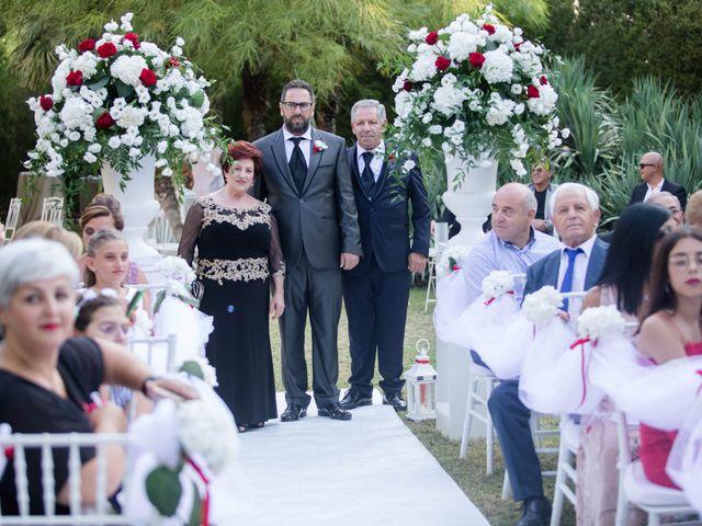 Il matrimonio di Giovanni e Alba a Chiaramonte Gulfi, Ragusa 24