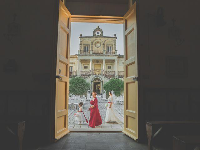 Il matrimonio di Giovanni e Alba a Chiaramonte Gulfi, Ragusa 25