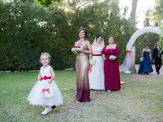 Il matrimonio di Giovanni e Alba a Chiaramonte Gulfi, Ragusa 27