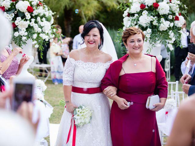 Il matrimonio di Giovanni e Alba a Chiaramonte Gulfi, Ragusa 30