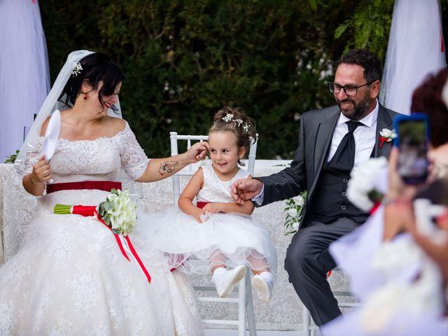 Il matrimonio di Giovanni e Alba a Chiaramonte Gulfi, Ragusa 33