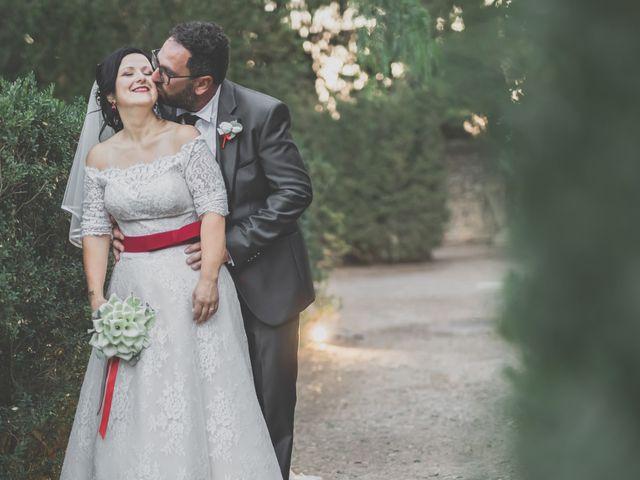 Il matrimonio di Giovanni e Alba a Chiaramonte Gulfi, Ragusa 40