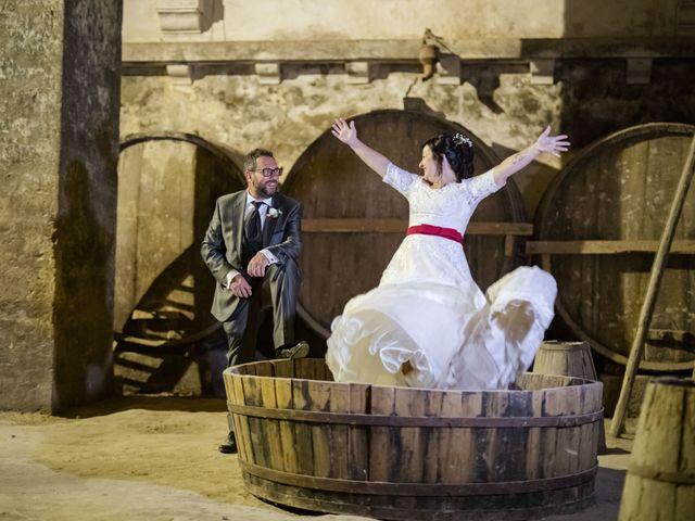 Il matrimonio di Giovanni e Alba a Chiaramonte Gulfi, Ragusa 46