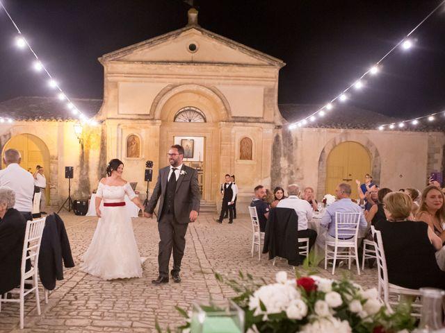 Il matrimonio di Giovanni e Alba a Chiaramonte Gulfi, Ragusa 49