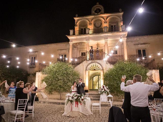 Il matrimonio di Giovanni e Alba a Chiaramonte Gulfi, Ragusa 51