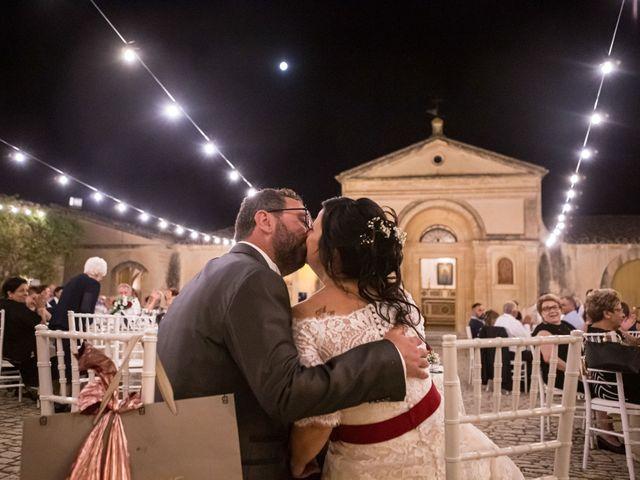 Il matrimonio di Giovanni e Alba a Chiaramonte Gulfi, Ragusa 52