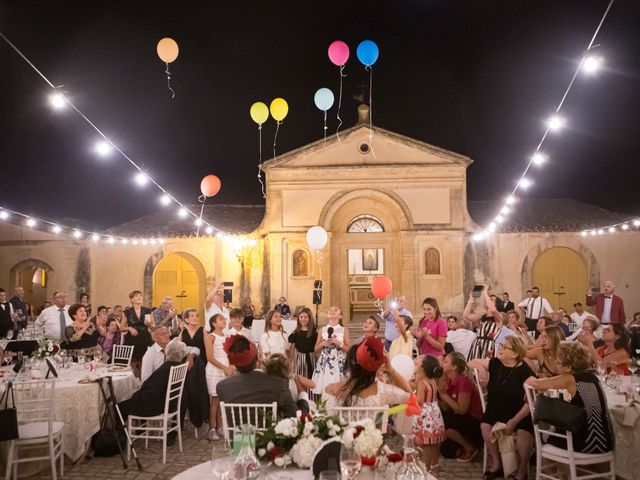 Il matrimonio di Giovanni e Alba a Chiaramonte Gulfi, Ragusa 53