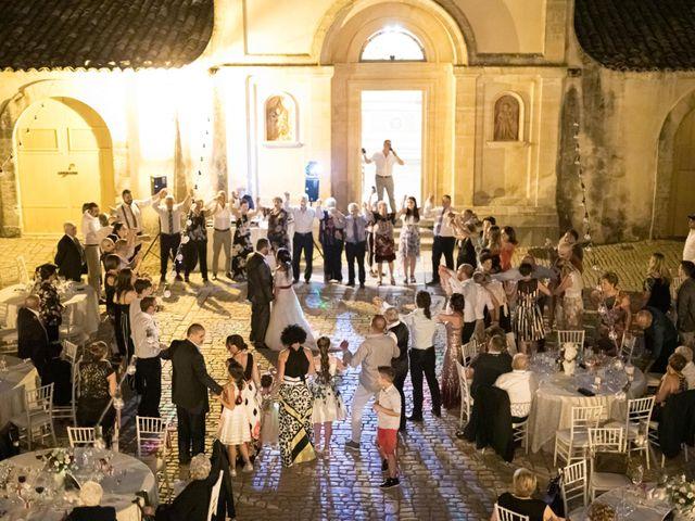 Il matrimonio di Giovanni e Alba a Chiaramonte Gulfi, Ragusa 54