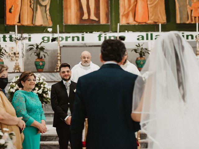 Il matrimonio di Maria e Giovanni a Napoli, Napoli 30