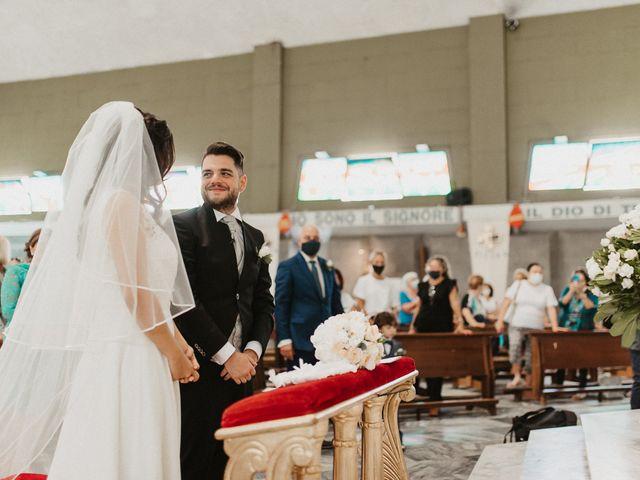 Il matrimonio di Maria e Giovanni a Napoli, Napoli 33