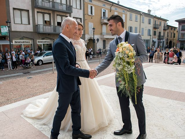 Il matrimonio di Diego e Benedetta a Verdello, Bergamo 15