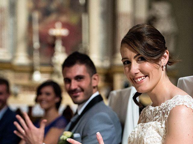 Il matrimonio di Diego e Benedetta a Verdello, Bergamo 19