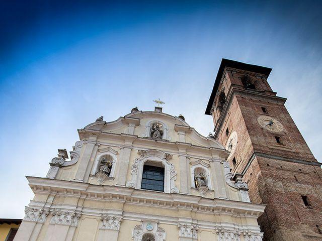 Il matrimonio di Diego e Benedetta a Verdello, Bergamo 24