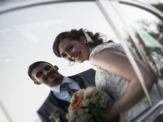 Il matrimonio di Diego e Benedetta a Verdello, Bergamo 30
