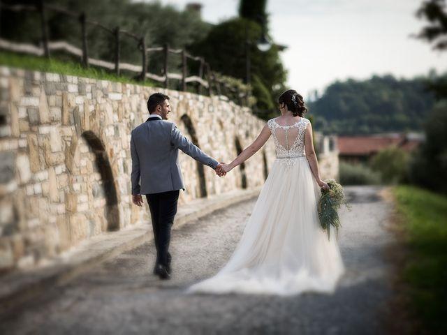 Il matrimonio di Diego e Benedetta a Verdello, Bergamo 32