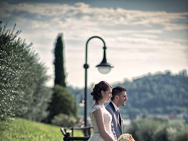 Il matrimonio di Diego e Benedetta a Verdello, Bergamo 36