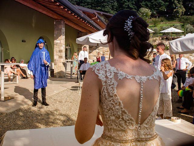 Il matrimonio di Diego e Benedetta a Verdello, Bergamo 25