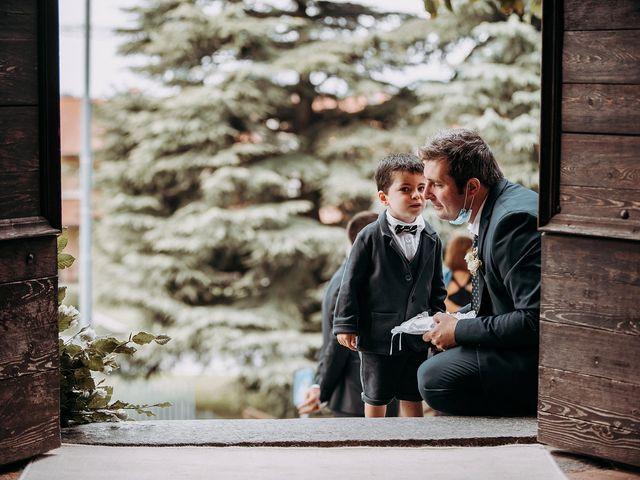 Il matrimonio di Andrea e Greta a Annone di Brianza, Lecco 31