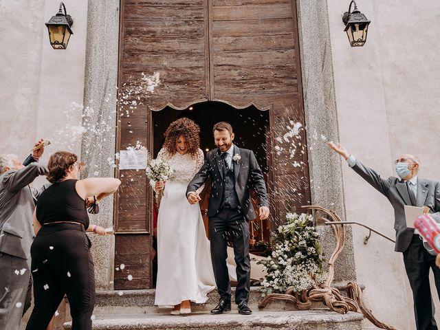 Il matrimonio di Andrea e Greta a Annone di Brianza, Lecco 39