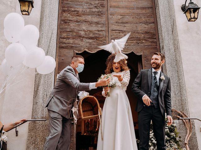 Il matrimonio di Andrea e Greta a Annone di Brianza, Lecco 40