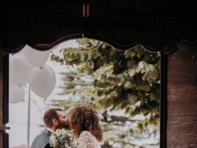 Il matrimonio di Andrea e Greta a Annone di Brianza, Lecco 41