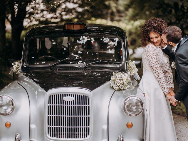 Il matrimonio di Andrea e Greta a Annone di Brianza, Lecco 43