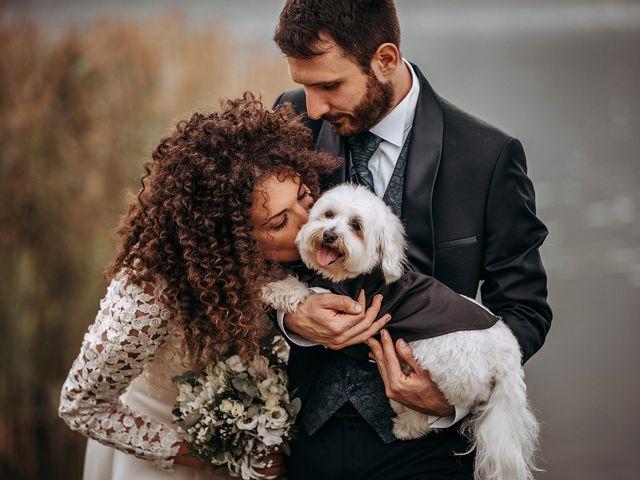 Il matrimonio di Andrea e Greta a Annone di Brianza, Lecco 1