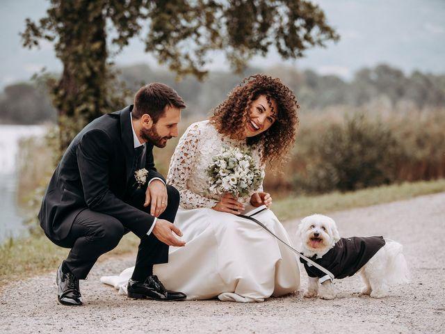 Il matrimonio di Andrea e Greta a Annone di Brianza, Lecco 51
