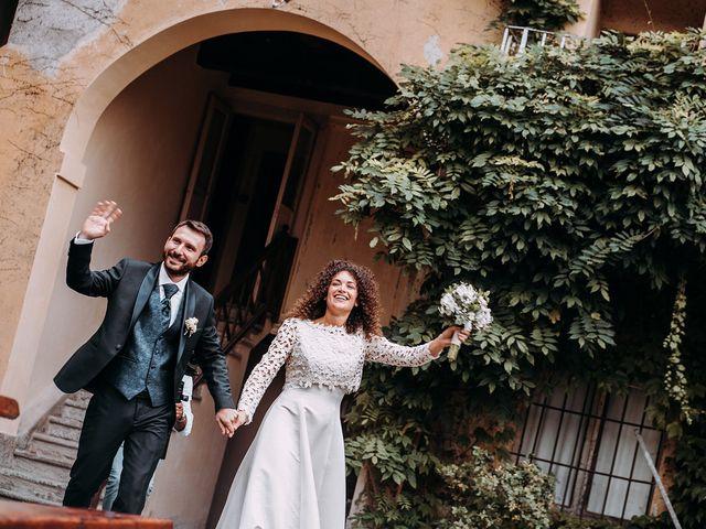 Il matrimonio di Andrea e Greta a Annone di Brianza, Lecco 55