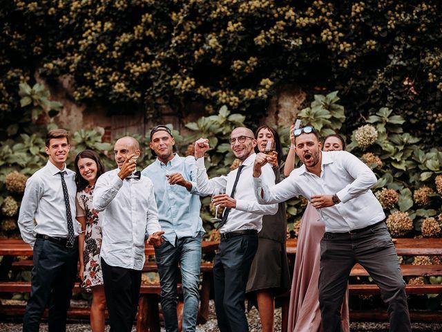 Il matrimonio di Andrea e Greta a Annone di Brianza, Lecco 57
