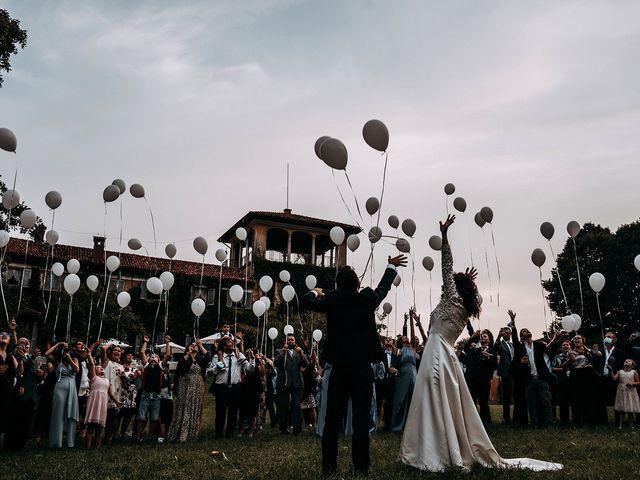 Il matrimonio di Andrea e Greta a Annone di Brianza, Lecco 69