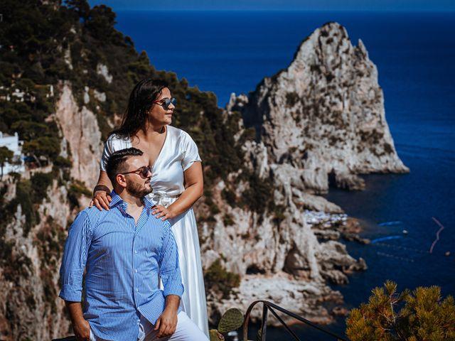 Il matrimonio di Maria e Aniello a Capaccio Paestum, Salerno 11