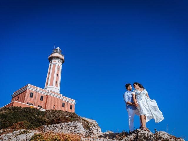 Il matrimonio di Maria e Aniello a Capaccio Paestum, Salerno 14