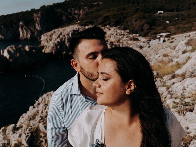 Il matrimonio di Maria e Aniello a Capaccio Paestum, Salerno 17
